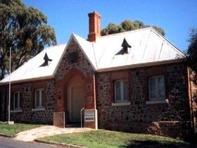 Old Police Station Museum - Accommodation Mermaid Beach