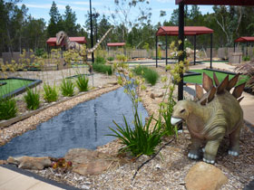 Barossa Bowland and Mini Golf - Accommodation Mermaid Beach