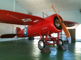 Captain Harry Butler Red Devil Monoplane Memorial