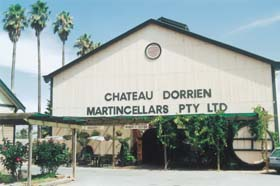 Chateau Dorrien Winery - Accommodation Mermaid Beach