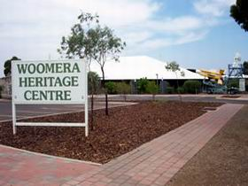 Woomera Heritage and Visitor Information Centre - Accommodation Mermaid Beach