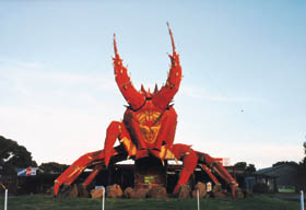 The Big Lobster - Accommodation Mermaid Beach