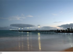 Beachport Jetty - Accommodation Mermaid Beach