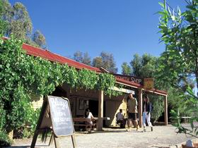Bluey Blundstones Blacksmith Shop