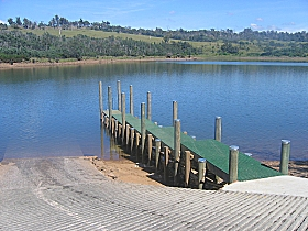 Trevallyn Dam - Accommodation Mermaid Beach