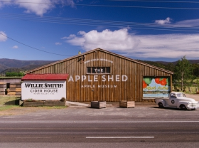The Apple Shed Tasmania - Accommodation Mermaid Beach