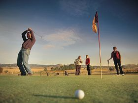 Ratho Farm  Golf - Accommodation Mermaid Beach