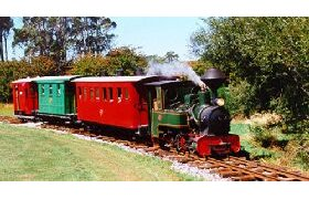 Redwater Creek Railway - Accommodation Mermaid Beach