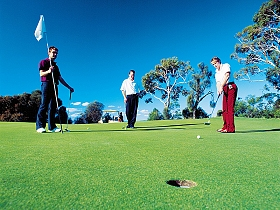 Huon Heights Public Golf Course - Accommodation Mermaid Beach
