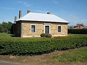 Oatlands Court House - Accommodation Mermaid Beach