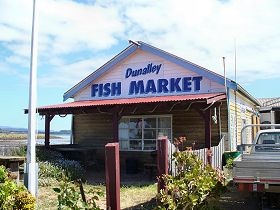 Dunalley Fish Market - Accommodation Mermaid Beach