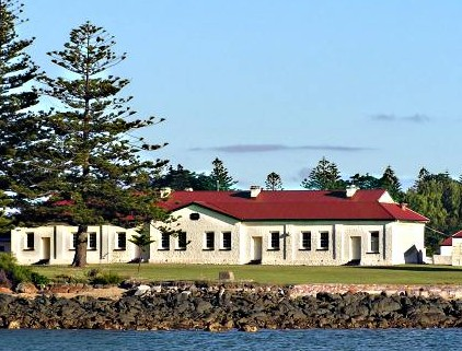Pilot Station and Maritime Museum - Accommodation Mermaid Beach