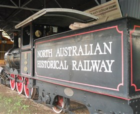 Pine Creek Railway Precinct - Accommodation Mermaid Beach
