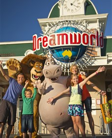 Dreamworld - Accommodation Mermaid Beach