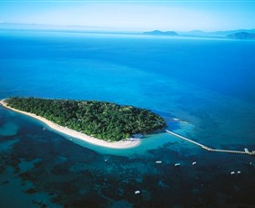 Green Island National Park - Accommodation Mermaid Beach