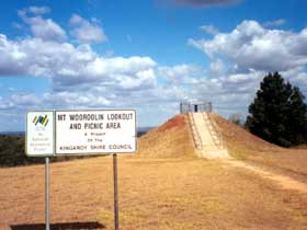 Mount Wooroolin - Accommodation Mermaid Beach