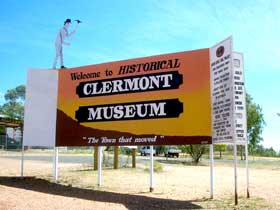 Clermont Historical Centre and Museum - Accommodation Mermaid Beach