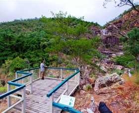 Jourama Falls Paluma Range National Park - Accommodation Mermaid Beach
