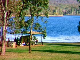 Bjelke-Petersen Dam - Accommodation Mermaid Beach