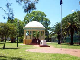 Kingaroy Memorial Park - Accommodation Mermaid Beach