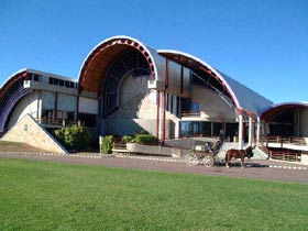 Australian Stockmans Hall of Fame and Outback Heritage Centre - Accommodation Mermaid Beach