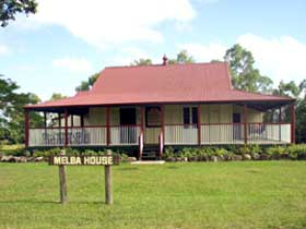 Melba House - Accommodation Mermaid Beach