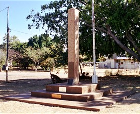 Mount Isa Memorial Cenotaph - Accommodation Mermaid Beach