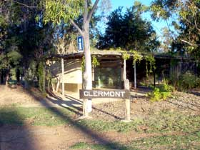 Clermont - Old Town Site - Accommodation Mermaid Beach