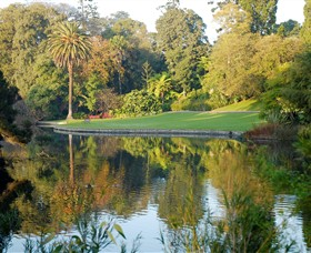 Royal Botanic Gardens Melbourne - Accommodation Mermaid Beach