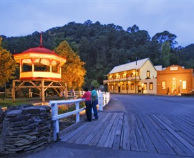 Walhalla Historic Area - Accommodation Mermaid Beach