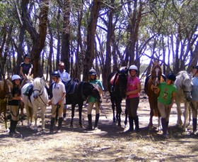 Bellarine Horse Riding Centre - Accommodation Mermaid Beach