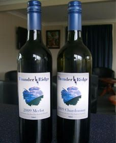 Thunder Ridge Wines - Accommodation Mermaid Beach