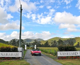 Sarabah Estate Vineyard - Accommodation Mermaid Beach