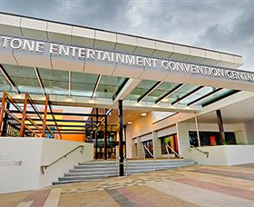 Gladstone Entertainment and Convention Centre - Accommodation Mermaid Beach