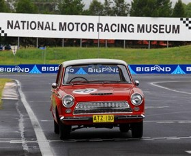 National Motor Racing Museum - Accommodation Mermaid Beach