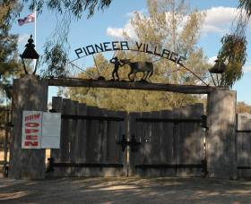 Inverell Pioneer Village - Accommodation Mermaid Beach