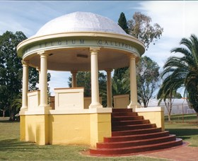 Kingaroy Soldiers Memorial Rotunda - Accommodation Mermaid Beach