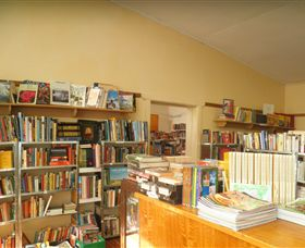 Corryong Browsers Bookshop - Accommodation Mermaid Beach