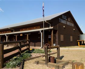 South Burnett Region Timber Industry Museum - Accommodation Mermaid Beach