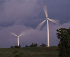 Crookwell Wind Farm - Accommodation Mermaid Beach