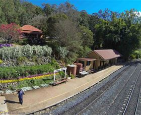 Spring Bluff Railway Station - Accommodation Mermaid Beach