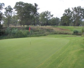 Muswellbrook Golf Club - Accommodation Mermaid Beach