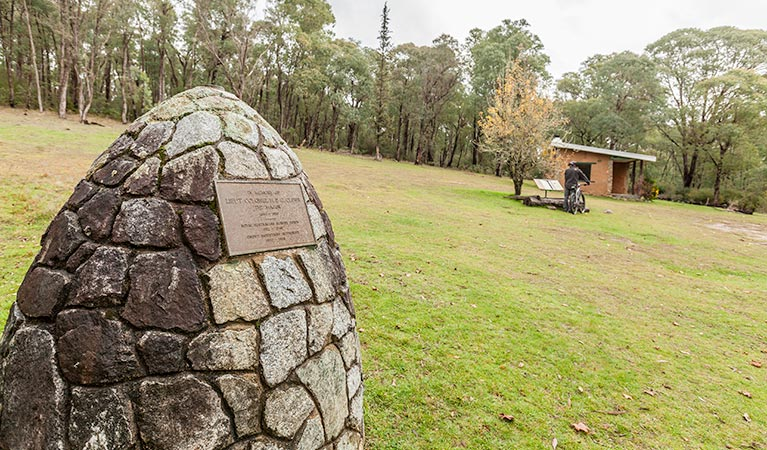 Major Clews Hut walking track - Accommodation Mermaid Beach