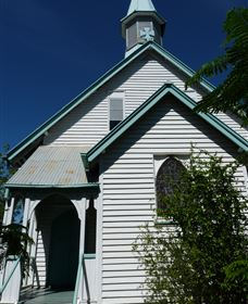 Saint Peter's Anglican Church - Accommodation Mermaid Beach