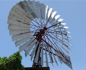 Barcaldine Windmill - Accommodation Mermaid Beach