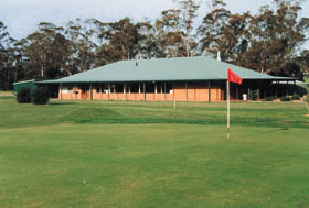 Echunga Golf Club Incorporated - Accommodation Mermaid Beach