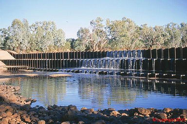 Allan Tannock Weir - Accommodation Mermaid Beach