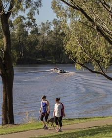 St George Riverbank Walkway
