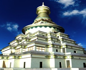 The Great Stupa of Universal Compassion - Accommodation Mermaid Beach