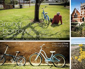Grong Grong Borrow Bikes - Accommodation Mermaid Beach